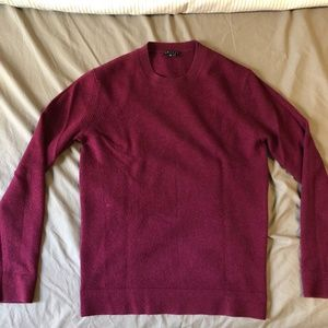 Cashmere Theory Crew Neck Sweater